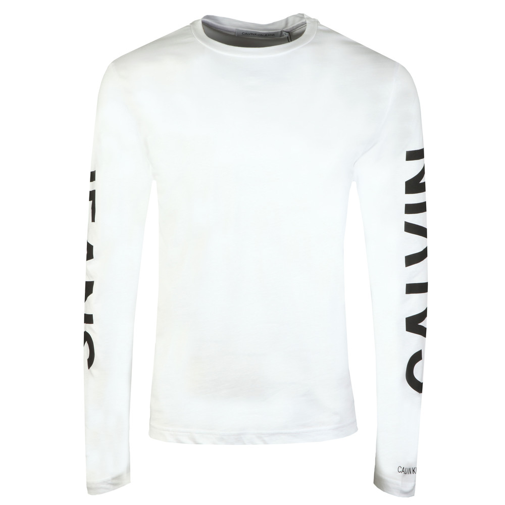 L/S Institutional Back Print Tee main image
