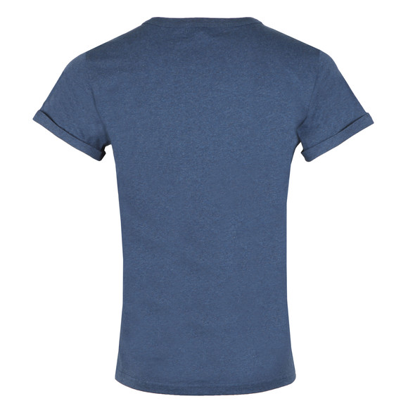 Maison Labiche Mens Blue Paris Hawaii T Shirt main image