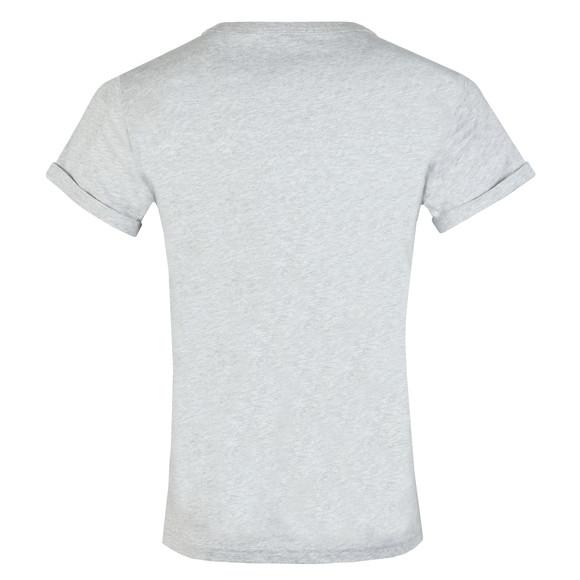Maison Labiche Mens Grey Shark T Shirt main image