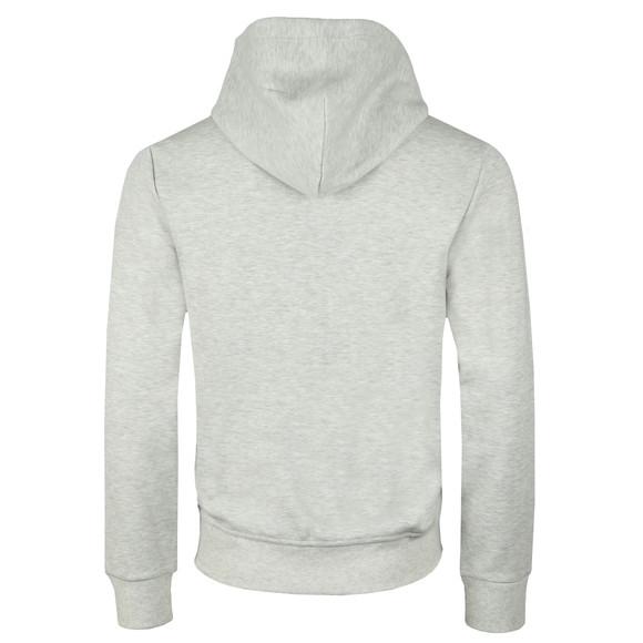 Polo Ralph Lauren Mens Grey Double Knit Tech Full Zip Hoodie main image