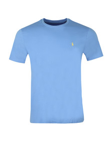 Polo Ralph Lauren Mens Blue Custom Slim Fit T-Shirt