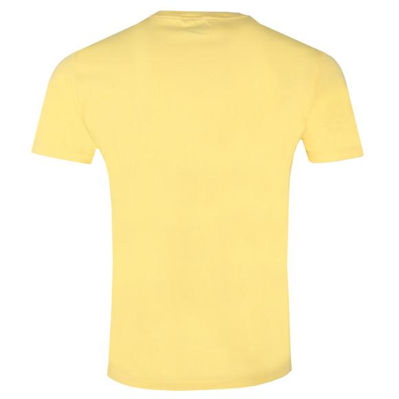 Polo Ralph Lauren Mens Yellow Custom Slim Fit T-Shirt main image