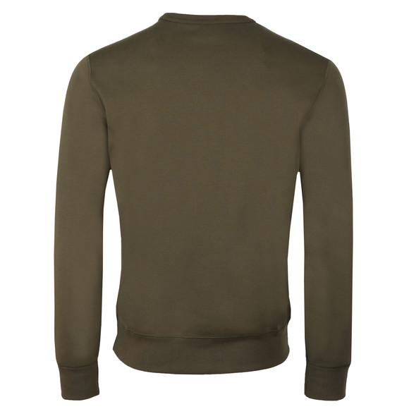 Polo Ralph Lauren Mens Green Tech Crew Sweatshirt main image