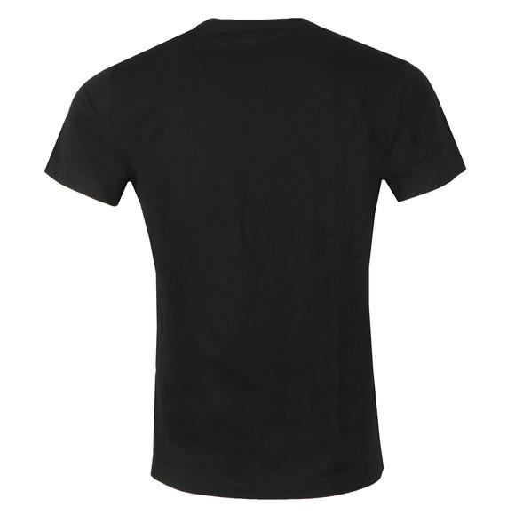 Diesel Mens Black T-Diego Y2 T Shirt main image