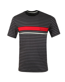 PS Paul Smith Mens Red Stripe Tee