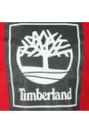 Timberland Mens Red Stack Logo Tee