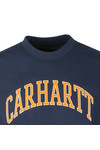 Carhartt WIP Mens Blue Knowledge T Shirt