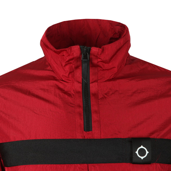 Ma.Strum Mens Red Serpens Overhead Jacket main image
