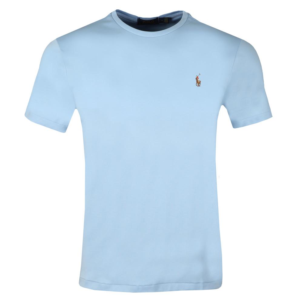 1bc889e808d4 Polo Ralph Lauren Custom Slim Fit Pima Cotton T Shirt | Oxygen Clothing