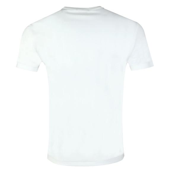 Polo Ralph Lauren Mens White Custom Slim Fit Pima Cotton T Shirt main image