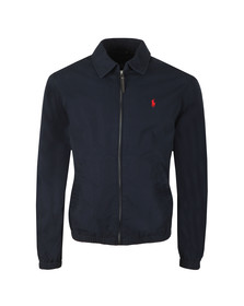 Polo Ralph Lauren Mens Blue Bayport Cotton Jacket