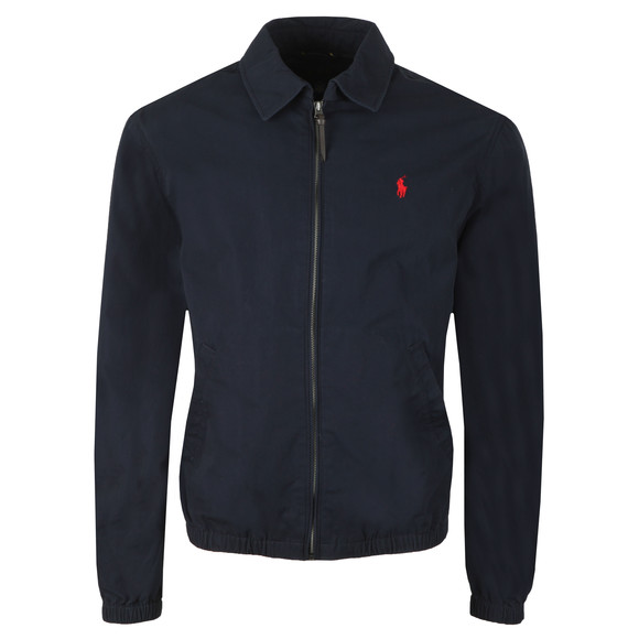 Polo Ralph Lauren Mens Blue Bayport Cotton Jacket main image