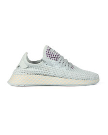 adidas Originals Womens Blue Deerupt W Runner