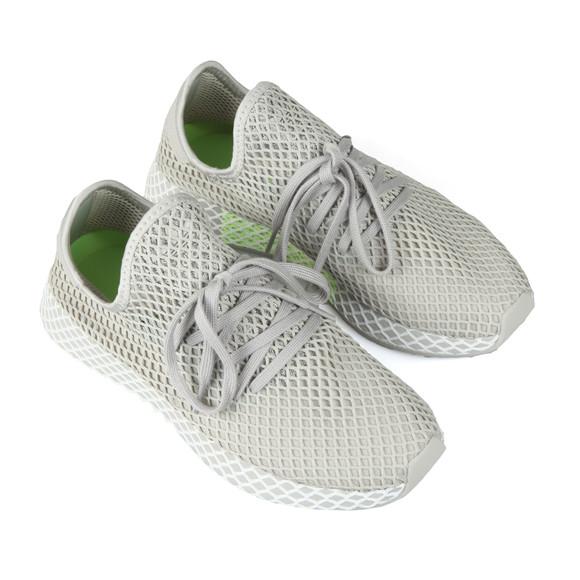adidas Originals Mens Grey Deerupt Trainer main image