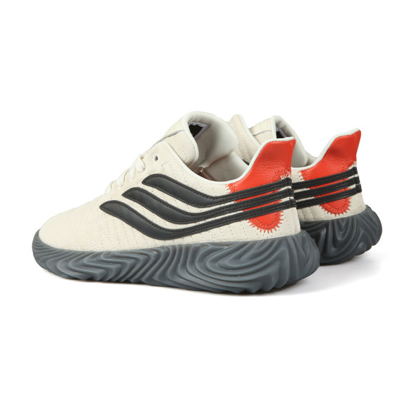 adidas Originals Mens White Sobakov Trainer main image