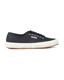 Superga Mens Blue 2750 Cotu Canvas Trainer