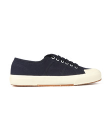 Superga Mens Blue 2390 Canvas Trainer
