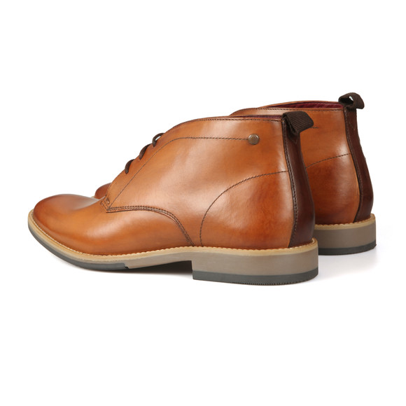 Base London Mens Brown Nixon Boot main image
