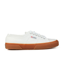 Superga Mens White 2750 Cotu Canvas Trainer