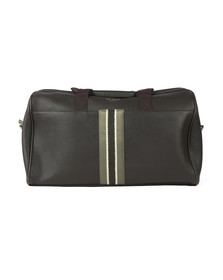Ted Baker Mens Brown Webbing Holdall