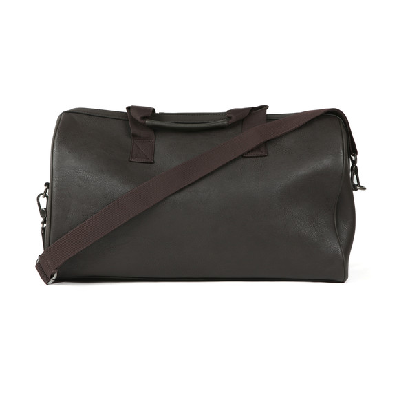 Ted Baker Mens Brown Webbing Holdall main image