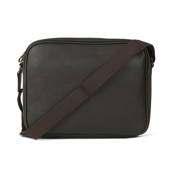 Ted Baker Mens Brown Webbing Despatch Bag main image