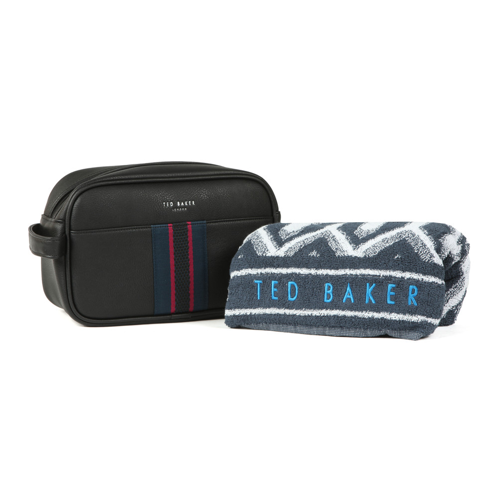 Benny Webbing Wash Bag And Towel main image