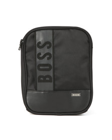 BOSS Boys Black J20E28 Small Bag