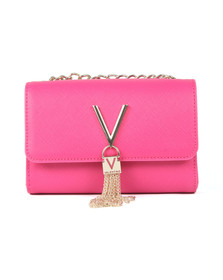 Valentino by Mario Womens Pink Divina SA Small Bag