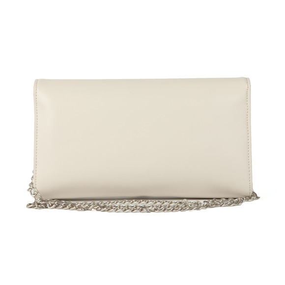 Valentino by Mario Womens Off-White Ranma Clutch main image