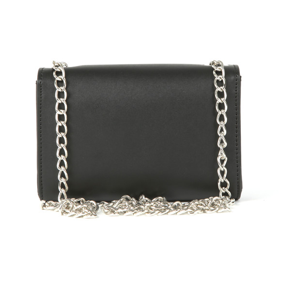 Valentino by Mario Womens Black Ranma Small Clutch main image