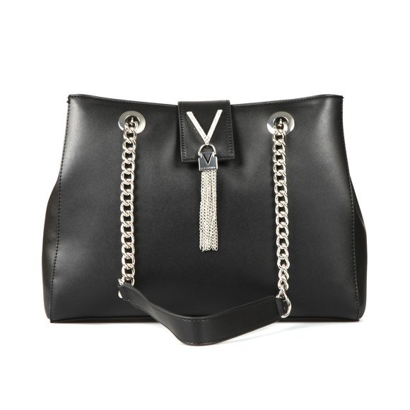Valentino by Mario Womens Black Ranma Tote main image