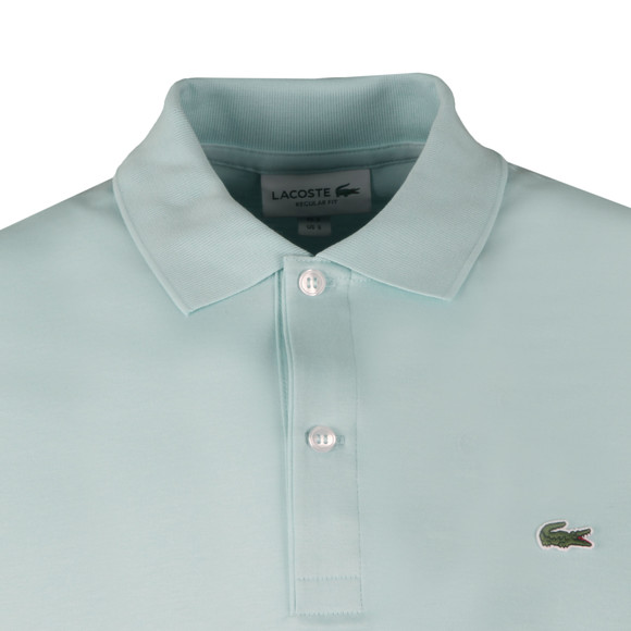 Lacoste Mens Blue DH2050 Polo main image