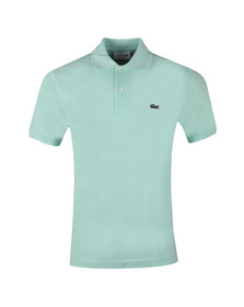 Lacoste Mens Green L1212 Polo Shirt