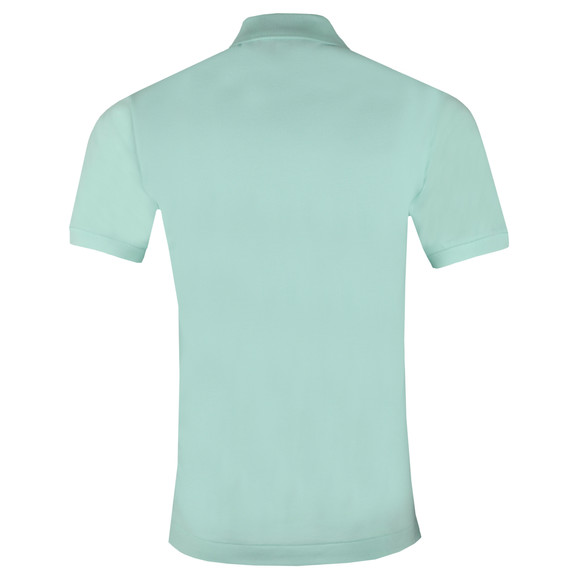 Lacoste Mens Green L1212 Polo Shirt main image