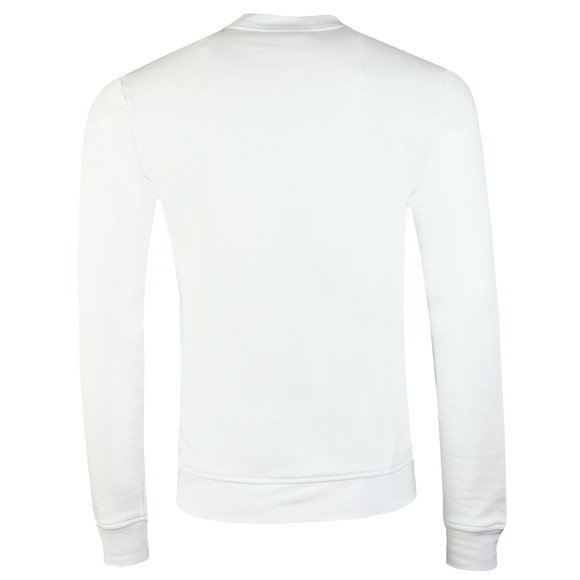 Lacoste Mens White SH6382 Sweat main image