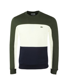 Lacoste Mens Blue SH4371 Sweat