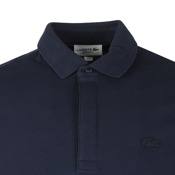 Lacoste Mens Blue L/S PH9435 Polo main image