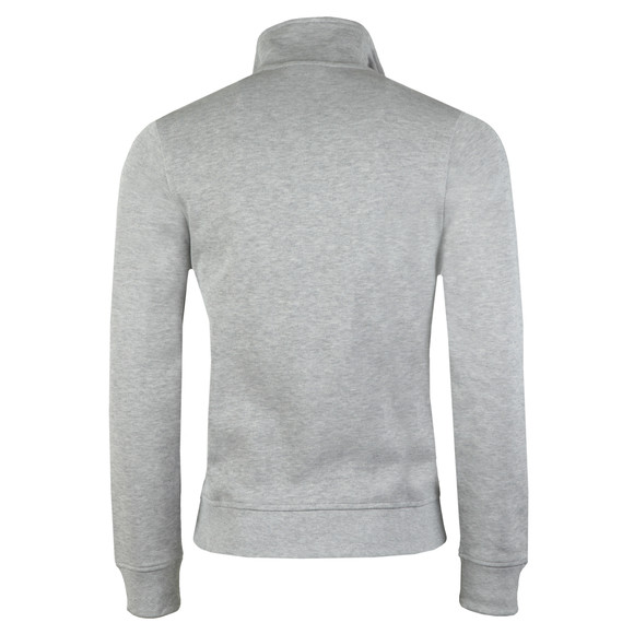 9deef61f191 Lacoste Mens Grey SH4288 1 2 Zip Sweat main image