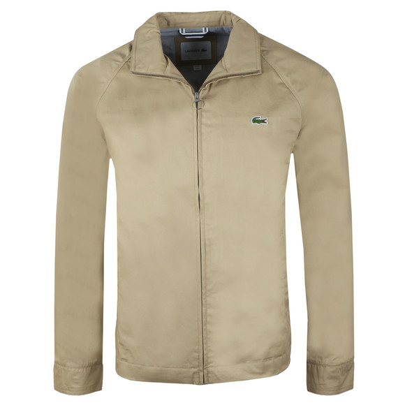 Lacoste Mens Beige BH3326 Jacket