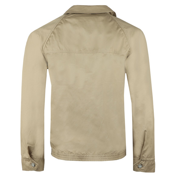Lacoste Mens Beige BH3326 Jacket main image