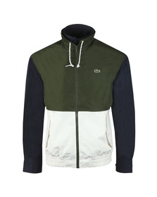 Lacoste Mens White BH3344 Jacket