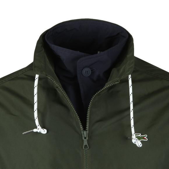 Lacoste Mens White BH3344 Jacket main image