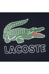 Lacoste Mens Blue TH6386 Print Tee