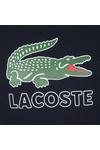 Lacoste Mens Blue TH6386 Print T-Shirt