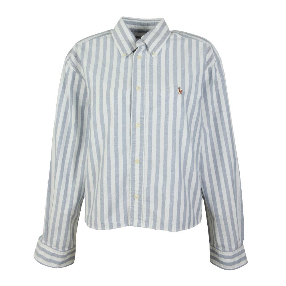 3ff818b6f5 Polo Ralph Lauren Wide Stripe Shirt | Oxygen Clothing