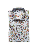 Animal Flower Pattern Shirt