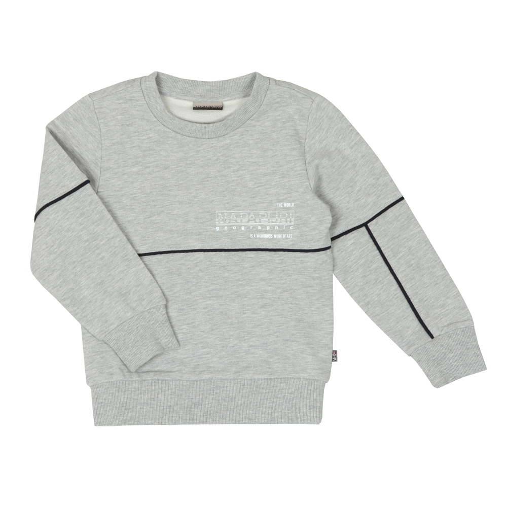 Piped Crew Sweatshirt main image