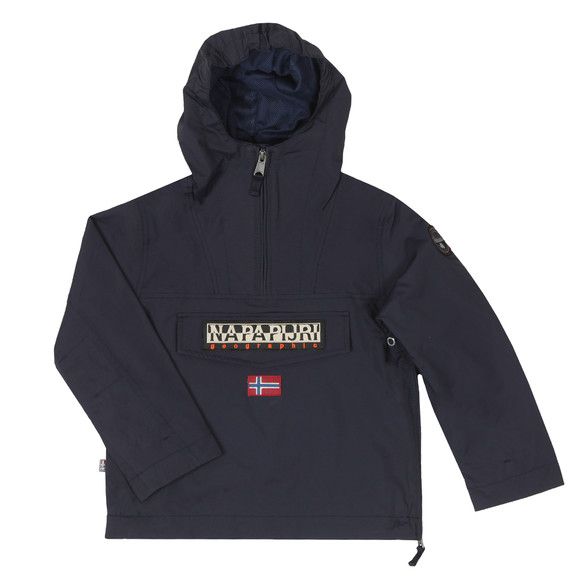Napapijri Boys Blue Rainforest Summer Jacket main image