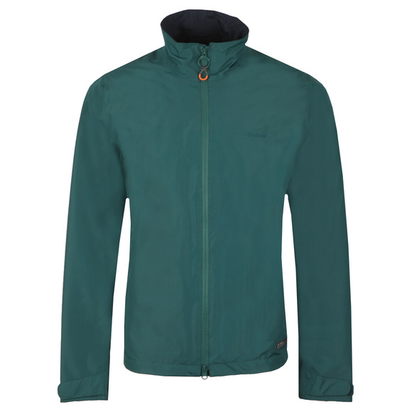 Barbour Lifestyle Mens Green Rye Jacket main image